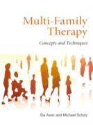 Cover-Bild zu Asen, Eia: Multi-Family Therapy (eBook)
