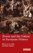 Cover-Bild zu Power and the Nation in European History von Scales, Len (Hrsg.)