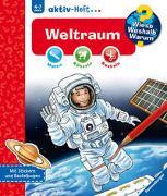Cover-Bild zu Wieso? Weshalb? Warum? aktiv-Heft: Weltraum von Conte, Dominique