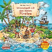 Cover-Bild zu Maxi Pixi 283: VE 5 Wimmelspaß mit dem kleinen Piraten (5 Exemplare) von Krause, Joachim