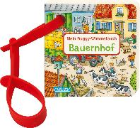 Cover-Bild zu Buggy-Bücher: Mein Buggy-Wimmelbuch: Bauernhof von Hofmann, Julia