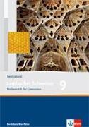Cover-Bild zu Lambacher Schweizer. 9. Schuljahr. Serviceband. Nordrhein-Westfalen von Schmid, August (Hrsg.)