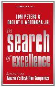 Cover-Bild zu In Search Of Excellence von Jr, Robert H Waterman