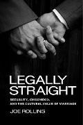 Cover-Bild zu Rollins, Joe: Legally Straight (eBook)