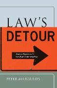 Cover-Bild zu Margulies, Peter: Law's Detour (eBook)