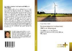 Cover-Bild zu Moraga Amador, Moisés: Fortalecimiento Institucional ONGs en Nicaragua