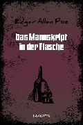 Cover-Bild zu Das Manuskript in der Flasche (eBook) von Poe, Edgar Allan