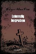 Cover-Bild zu Lebendig begraben (eBook) von Poe, Edgar Allan