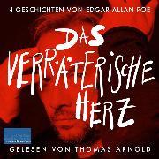Cover-Bild zu Das verräterische Herz (Audio Download) von Poe, Edgar Allan