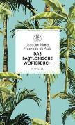 Cover-Bild zu Das babylonische Wörterbuch von Machado de Assis, Joaquim Maria