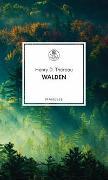Cover-Bild zu Walden von Thoreau, Henry D.