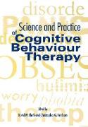 Cover-Bild zu Science and Practice of Cognitive Behaviour Therapy von Clark