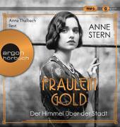 Cover-Bild zu Fräulein Gold: Der Himmel über der Stadt von Stern, Anne