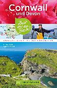 Cover-Bild zu Bruckmann Reiseführer Cornwall und Devon: Zeit für das Beste (eBook) von Pohl, Michael