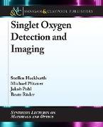 Cover-Bild zu Singlet Oxygen Detection and Imaging (eBook) von Pfitzner, Michael