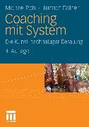 Cover-Bild zu Coaching mit System (eBook) von Pohl, Michael