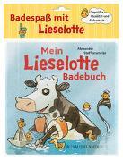 Cover-Bild zu Mein Lieselotte-Badebuch von Steffensmeier, Alexander