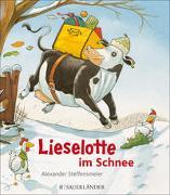 Cover-Bild zu Lieselotte im Schnee (Mini-Ausgabe) von Steffensmeier, Alexander