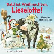 Cover-Bild zu Bald ist Weihnachten, Lieselotte! von Steffensmeier, Alexander
