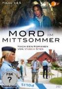 Cover-Bild zu Mord im Mittsommer von Sten, Viveca
