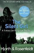 Cover-Bild zu The Silent Girl von Hjorth, Michael