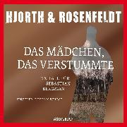 Cover-Bild zu Das Mädchen, das verstummte (Audio Download) von Hjorth, Michael