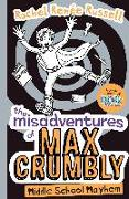 Cover-Bild zu The Misadventures of Max Crumbly 2 (eBook) von Russell, Rachel Renee
