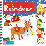 Cover-Bild zu Busy Reindeer