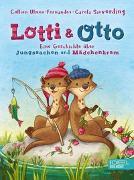 Cover-Bild zu Lotti und Otto (Mini-Ausgabe) von Ulmen-Fernandes, Collien