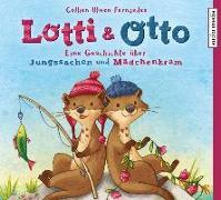 Cover-Bild zu Lotti & Otto von Ulmen-Fernandes, Collien
