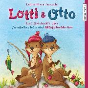 Cover-Bild zu Lotti & Otto (Audio Download) von Ulmen-Fernandes, Collien