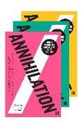 Cover-Bild zu VanderMeer, Jeff: Southern Reach Trilogy: Annihilation, Authority, Acceptance (eBook)