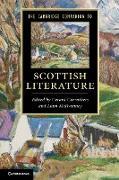 Cover-Bild zu The Cambridge Companion to Scottish Literature von Carruthers, Gerard (Hrsg.)