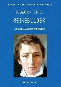 Cover-Bild zu Heine, Heinrich: Heinrich Heines Reisebilder. Ausgewählte Werke II (eBook)
