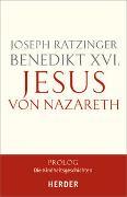 Cover-Bild zu Ratzinger, Joseph: Jesus von Nazareth