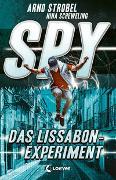 Cover-Bild zu SPY (Band 5) - Das Lissabon-Experiment von Strobel, Arno