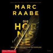 Cover-Bild zu Die Hornisse (Tom Babylon-Serie 3) von Raabe, Marc