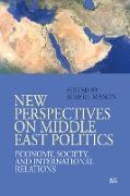 Cover-Bild zu Mason, Robert (Hrsg.): New Perspectives on Middle East Politics (eBook)