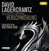 Cover-Bild zu Verschwörung von Lagercrantz, David