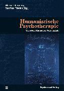 Cover-Bild zu Kriz, Prof. Dr. Jürgen (Beitr.): Humanistische Psychotherapie (eBook)