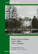 """Cover-Bild zu Zedler, Andrea: Franz Graf von Spreti (1914-1990) """"Mein Kapfing"""" (eBook)"""