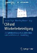 Cover-Bild zu Naumer, Hans-Jörg (Hrsg.): CSR und Mitarbeiterbeteiligung (eBook)