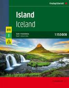 Cover-Bild zu Island Superatlas, Autoatlas 1:150.000, Spiralbindung. 1:150'000 von Freytag-Berndt und Artaria KG (Hrsg.)