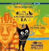 Cover-Bild zu Ein Fall für Katzendetektiv Ra - Das verschwundene Amulett von Greenfield, Amy Butler
