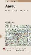 Cover-Bild zu Aarau. 1:25'000