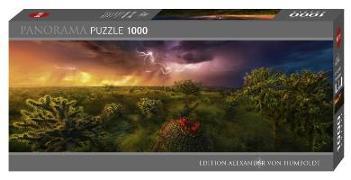 Cover-Bild zu Stormy Horizon Puzzle 1000 Teile