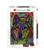 Cover-Bild zu Wolf's Soul Puzzle 1000 Teile