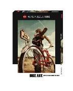 Cover-Bild zu Music Ride Puzzle 1000 Teile