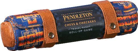 Cover-Bild zu Pendleton Chess & Checkers Set