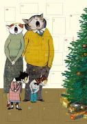 Cover-Bild zu Wolf Erlbruchs Adventskalender - Schöne Bescherung von Erlbruch, Wolf